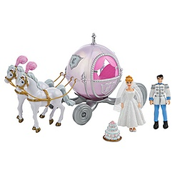 Cinderella Deluxe Wedding Play Set