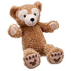 Duffy the Disney Bear Plush - 17''