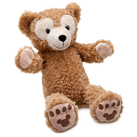 Duffy the Disney Bear Plush - Medium - 17''