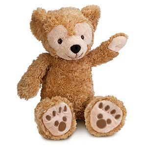 Duffy the Disney Bear Plush Toy -- 28 H