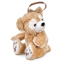 Duffy the Disney Bear Plush Wristbag - 10''