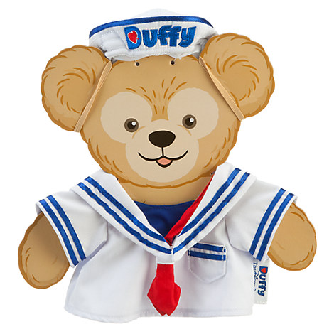 Duffy the disney bear sailor costume medium 17 disney store