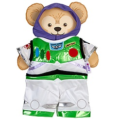 Duffy the Disney Bear Buzz Lightyear Costume -- 17'' H
