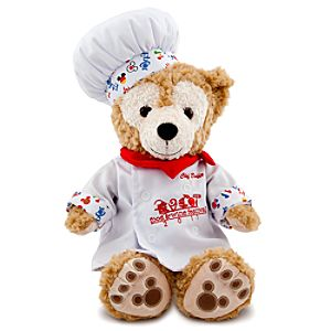 Epcot International Food and Wine Festival Duffy the Disney Bear -- 12 H