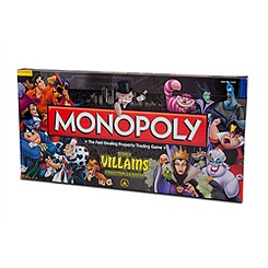 Disney Villains Collector's Edition Monopoly® Game
