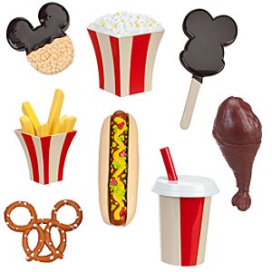 Snack and Play Disney Parks Play Set -- 8-Pc.