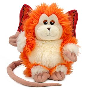 Captain Eo Fuzzball Plush Toy -- 9
