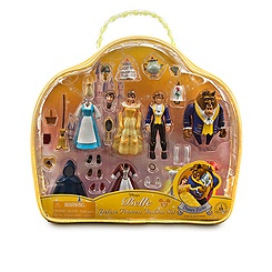 Disney Princess Deluxe Fashion Set - Belle