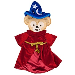 Duffy the Disney Bear Sorcerer Mickey Costume -- 17'' H