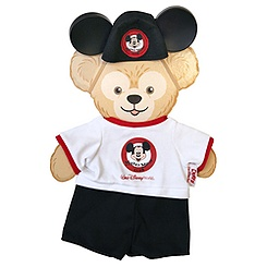 Duffy the Disney Bear Costume- Mickey Mouse Club - 17''