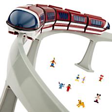 Disneyland Monorail Play Set