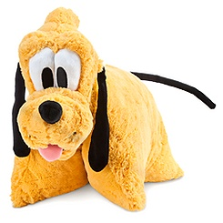 Pluto Plush Pillow