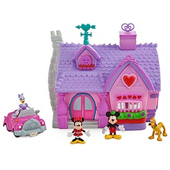 Minnie Mouse Micro Play Set