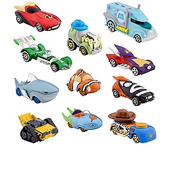 Disney/Pixar Racers Die Cast Car Set