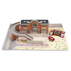 Radiator Springs Courthouse Play Set - Cars