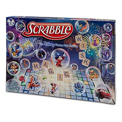 Scrabble - Disney Theme Park Edition Game