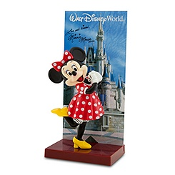 Minnie Mouse Figurine - Walt Disney World