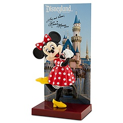 Minnie Mouse Figurine - Disneyland