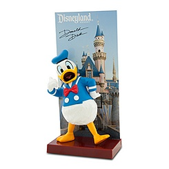 Donald Duck Figurine - Disneyland