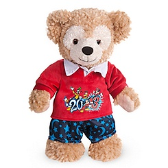 Duffy the Disney Bear - Disney Parks 2013 - 12''