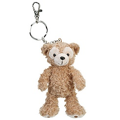 Duffy the Disney Bear Plush Keychain
