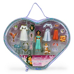 Jasmine Figurine Fashion Play Set