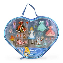 Alice Figurine Fashion Play Set