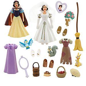 Snow White Figurine Fashion Play Set