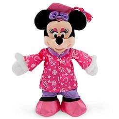 Minnie Mouse 2013 Graduation Plush - 7''