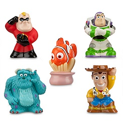 Disney•Pixar Squeeze Toy Set