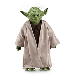 Yoda Figure - Star Tours - 17''