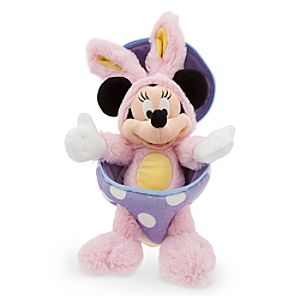 Minnie Mouse Easter Egg Plush - 9'' H