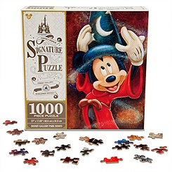 Sorcerer Mickey Mouse Puzzle