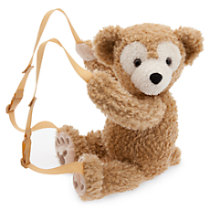 Duffy the Disney Bear Plush Backpack - 17''