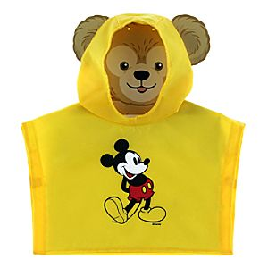 Duffy the Disney Bear Rain Poncho