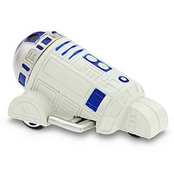 R2-D2 Die Cast Disney Racers - Star Wars