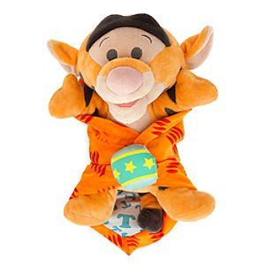 Disney's Babies Tigger Plush with Blanket - 10''