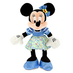 Minnie Mouse Plush - Aulani, A Disney Resort & Spa - Medium - 17''