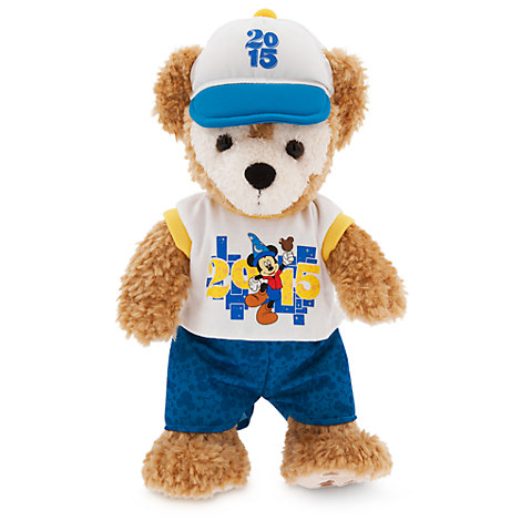 Duffy the Disney Bear - 2015 - 12''