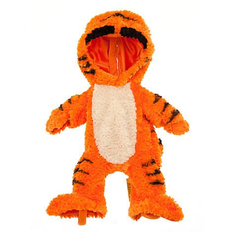 Duffy the Disney Bear Tigger Costume - 17''