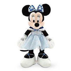Minnie Mouse Plush - Disneyland Diamond Celebration - Medium - 15''