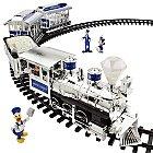 Disneyland Railroad Train Set - Diamond Celebration - Limited Availability