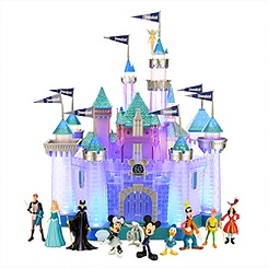 Sleeping Beauty Castle Play Set - Disneyland Diamond Celebration