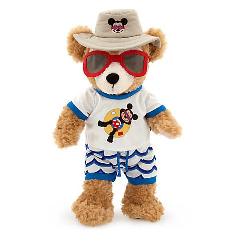 Duffy the Disney Bear Swim Costume - 17''