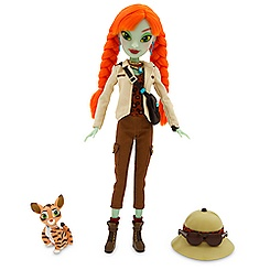 Disney Attractionistas Doll - Nellie - 12''
