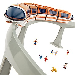 Disneyland Resort Monorail Play Set