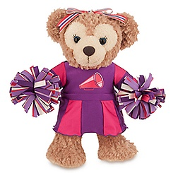 ShellieMay the Disney Bear Cheerleader Plush - Medium - 12''