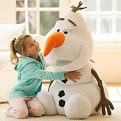 Olaf Plush - Frozen - Extra Large - 40''