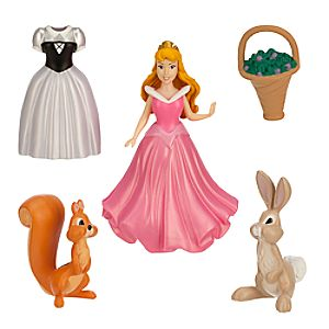 Aurora Figure Fashion Set