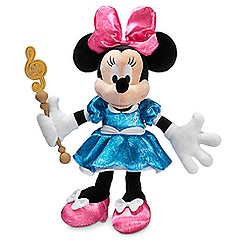 Minnie Mouse Plush - Disney Parks 2016 - Medium - 15''